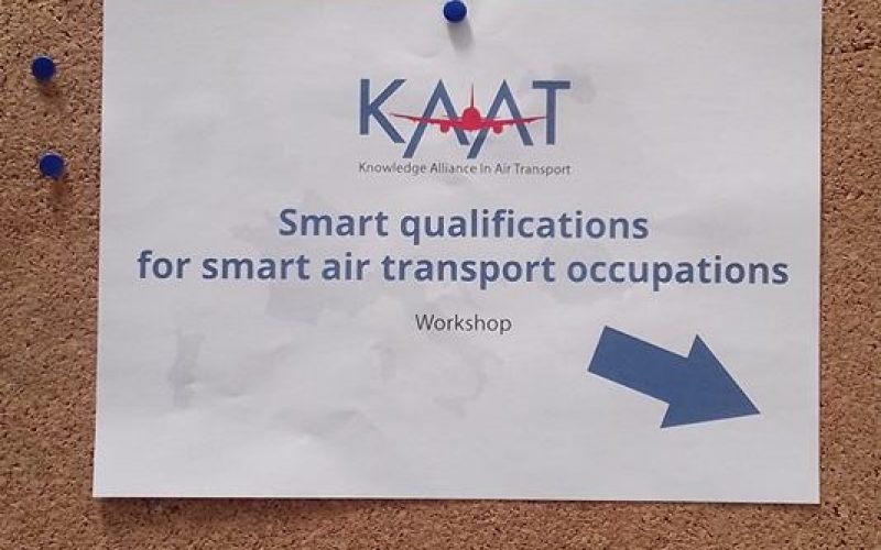 Learn&Fly at KAAT Workshop