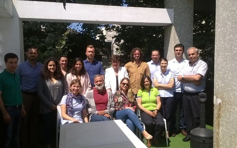 The second Learn & Fly transnational meeting took place on July 19th-20th in Matosinhos, Portugal.