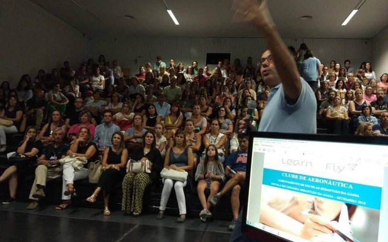 Aeronautics Club of the Sebastião da Gama School Grouping (AESG)